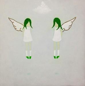 """Green Angel """"A-UM"""""""