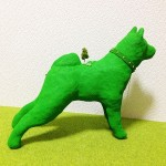 Shiba Dog – Posterior / Family Landscape